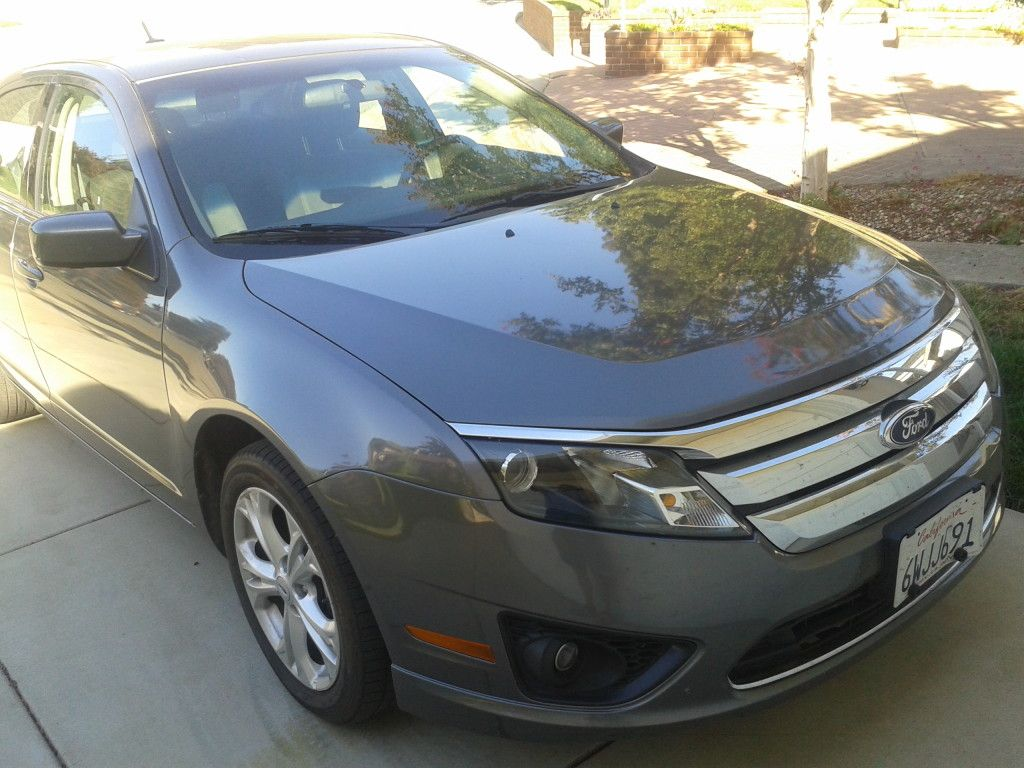 Car review 2012 ford fusion ford fusion ford