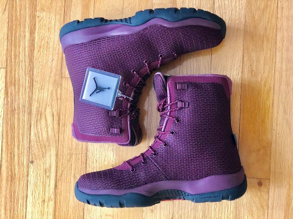 NIKE Air Jordan Future Boot Maroon