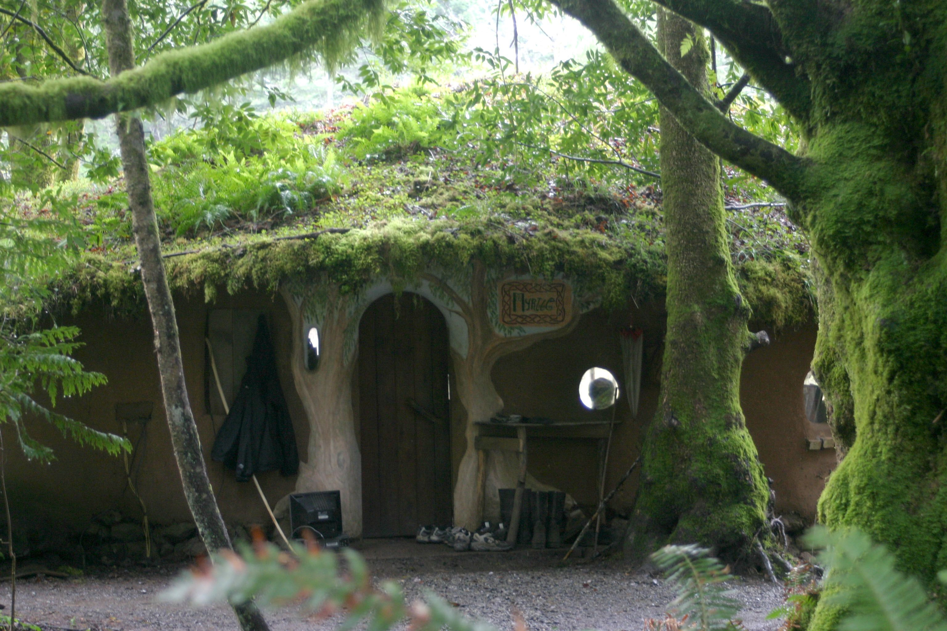 Cob In The Shire Green Goodness Earth Sheltered Homes
