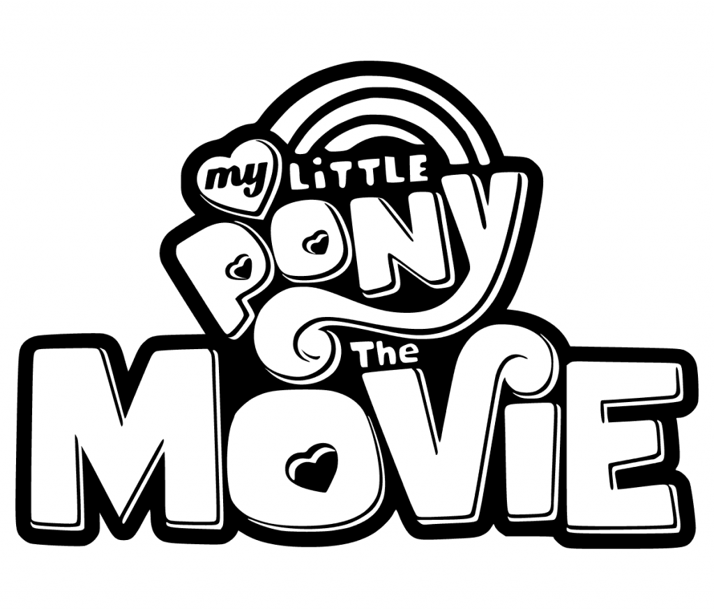 My Little Pony The Movie 2017 Coloring Pages | pony | Pinterest | Pony