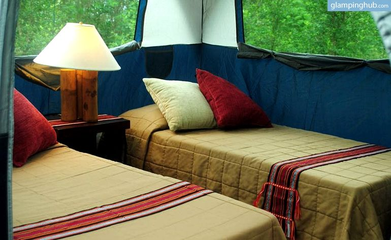 Tent Resort In Cebu Islands Philippines Camping Resort