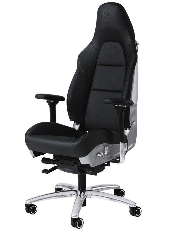 Fauteuil De Bureau Porsche En Cuir Office Chair Office Chair Design Best Office Chair