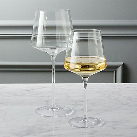 Muse Wine Glasses | CB2