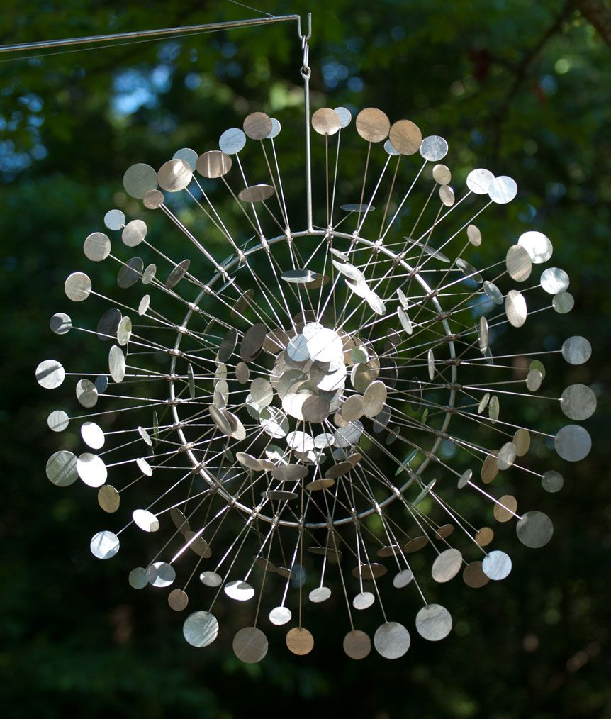 Anthony Howe Vortex--Follow the link to see the beautiful ...
