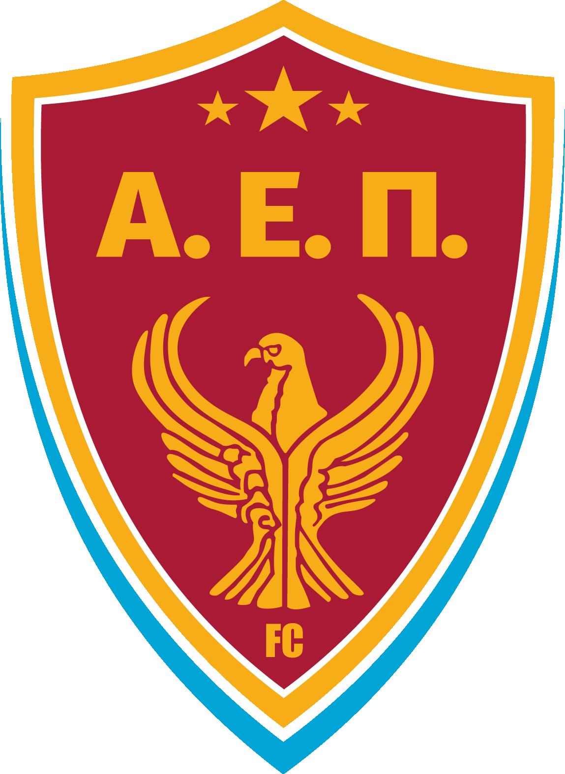 Aep Karagiannia Escudo Fútbol Futbol Soccer