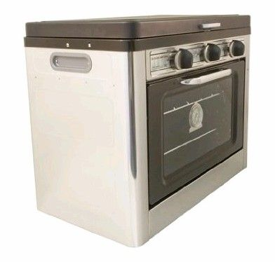Ultra Compact Gas Oven And Range By Camp Chef Runs On