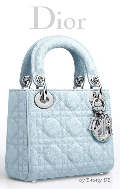 5c898fcbf4 Look of the Day – The 'Lady Dior' Bag | Beach hair | Bags, Dior ...