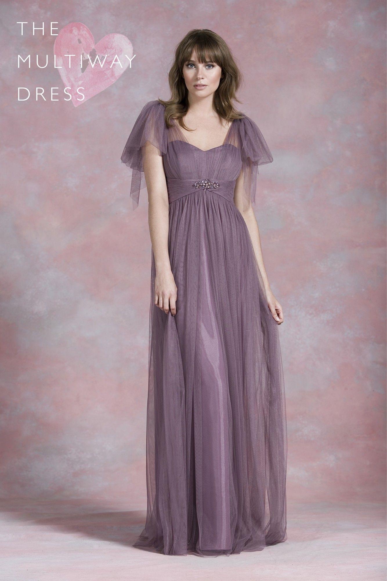 Multiway Kelsey Rose bridesmaids dress | bridesmaid dresses ...
