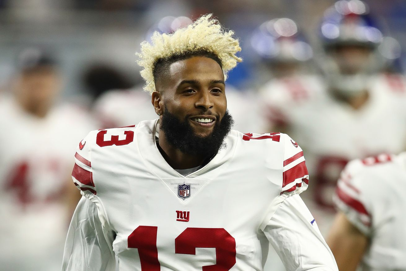 How Odell Beckham Jr.s stats and salary stack up against