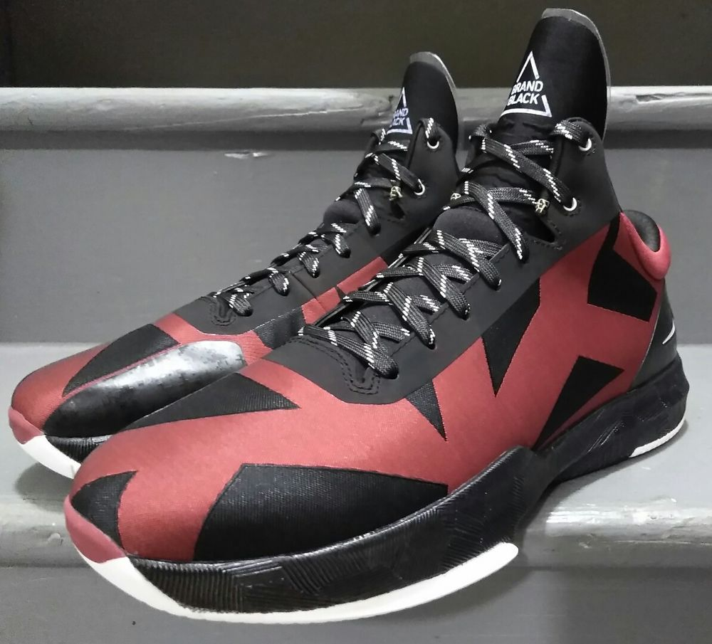 b607e79cd535 Brandblack Rare Metal Lightening Men s size 9.5 Black Red Brand New with  box DS  fashion  clothing  shoes  accessories  mensshoes  athleticshoes  (ebay link)