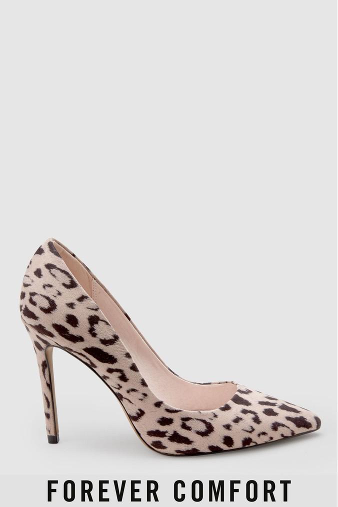next leopard shoes