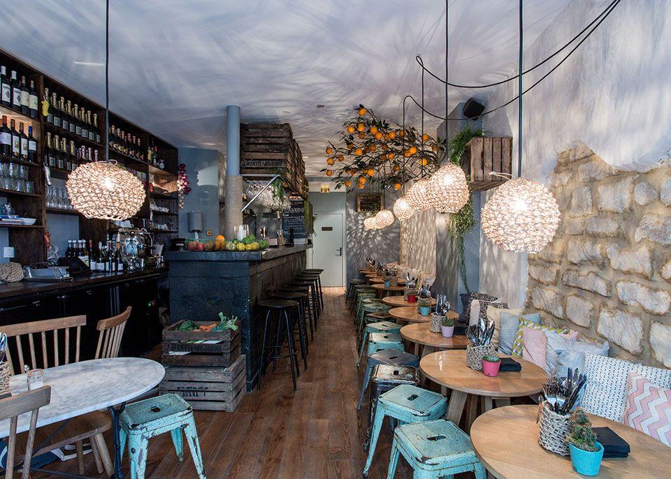 Decoration Restaurant Vin : La cave à vin du haut marais decoration restaurants and bar