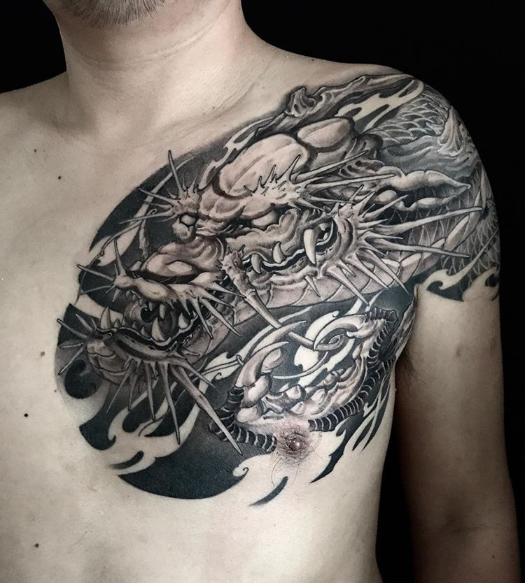 Taoism Symbols Dragon: ZhongKui, A Chinese God Of Taoism. The King Of Ghosts. The