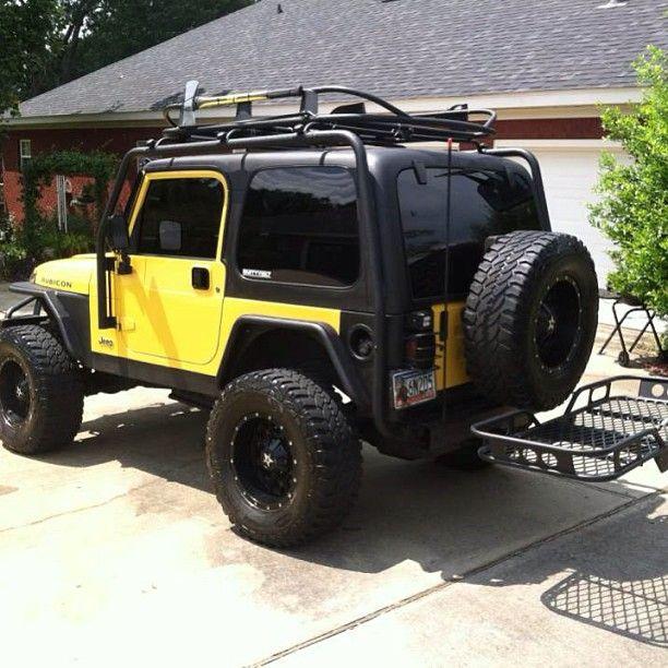 Pin On Nice Jeep Tj