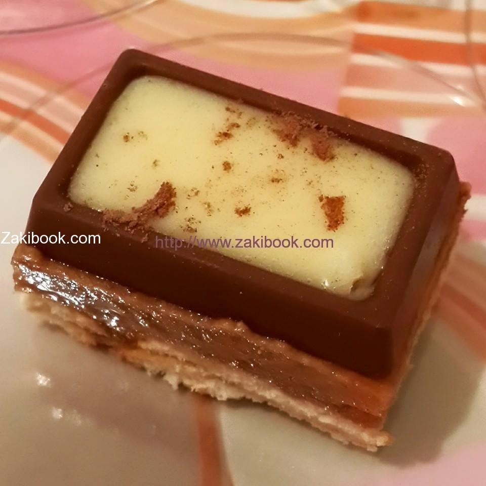 طريقة عمل حلى شوكلاته اولكر بالصور زاكي Food Desserts Pudding