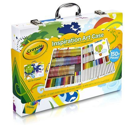 10 Best Art And Sets To Buy For Your Kids In 2020 Art Case Art