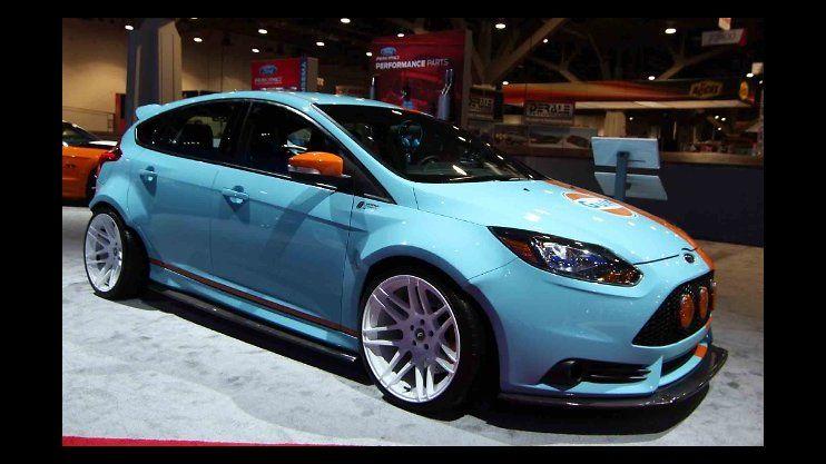Ford mostra Focus, Fiesta e Fusion customizados no Sema