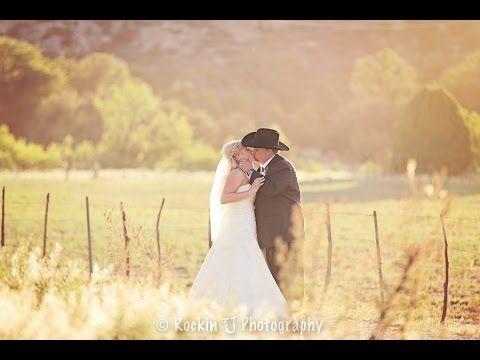 Beautiful Rustic Wedding at Juniper Well Ranch. Copyright Rockin U Photography