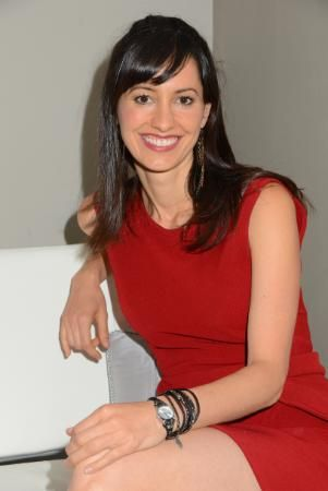 Charlene Amoia in Sara Designs Watch | Watch design, Fashion