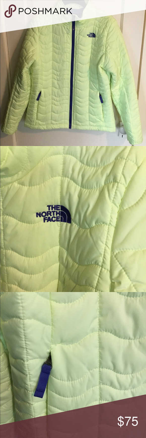 The North Face Women S Bombay Jacket North Face Women Clothes Design Green With Blue [ 1740 x 580 Pixel ]