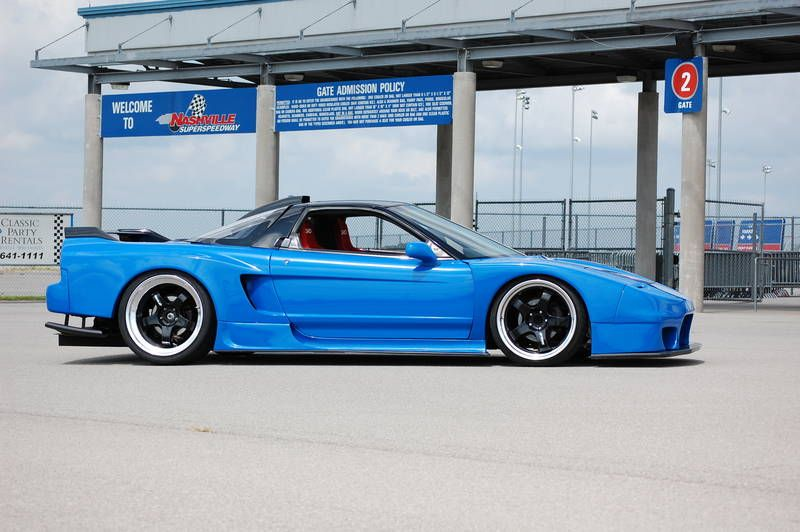 NSX amazing color!