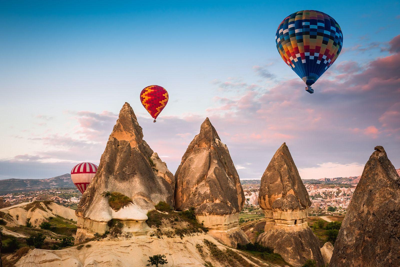 Türkei, cappadocia
