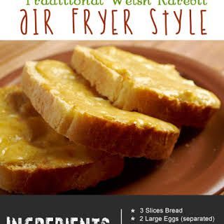 Traditional Welsh Rarebit Air Fryer Style Recipe | Yummly