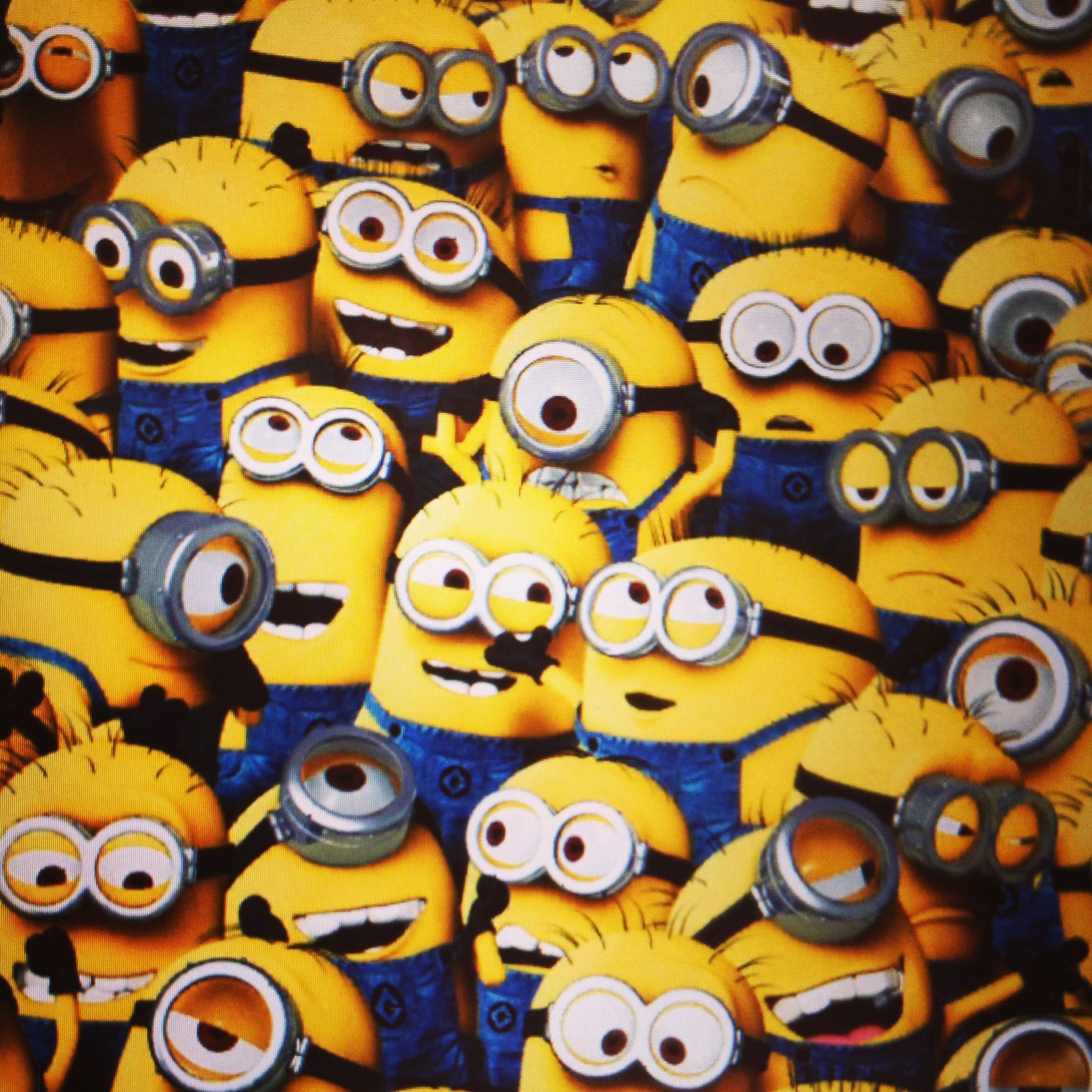 Minions at our House
