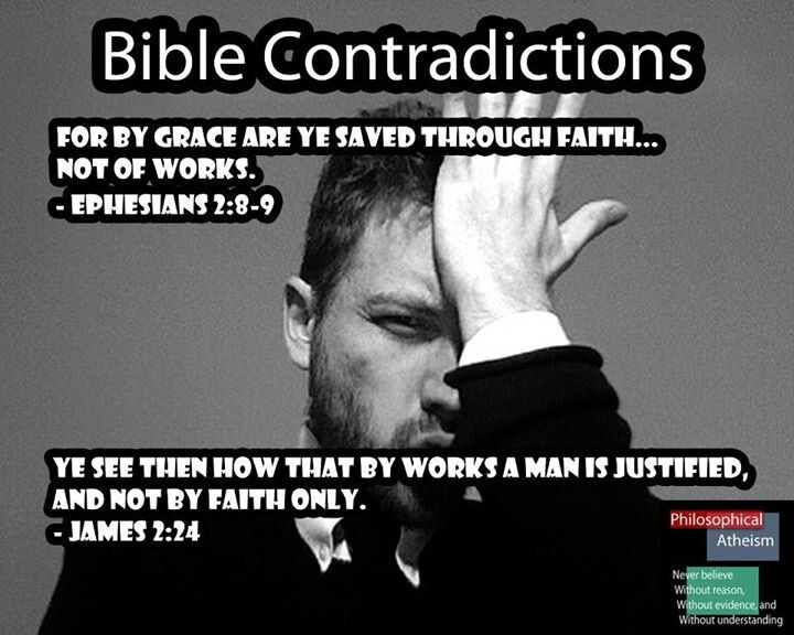 an analysis of christian contradictions The lack of support for contradictions in fsqca limits the method's usefulness for conducting inductive research in this paper, i describe how to extend fsqca to accommodate contradictory conditions.