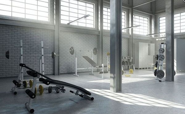 Cool home gym design ideas furnishism gym