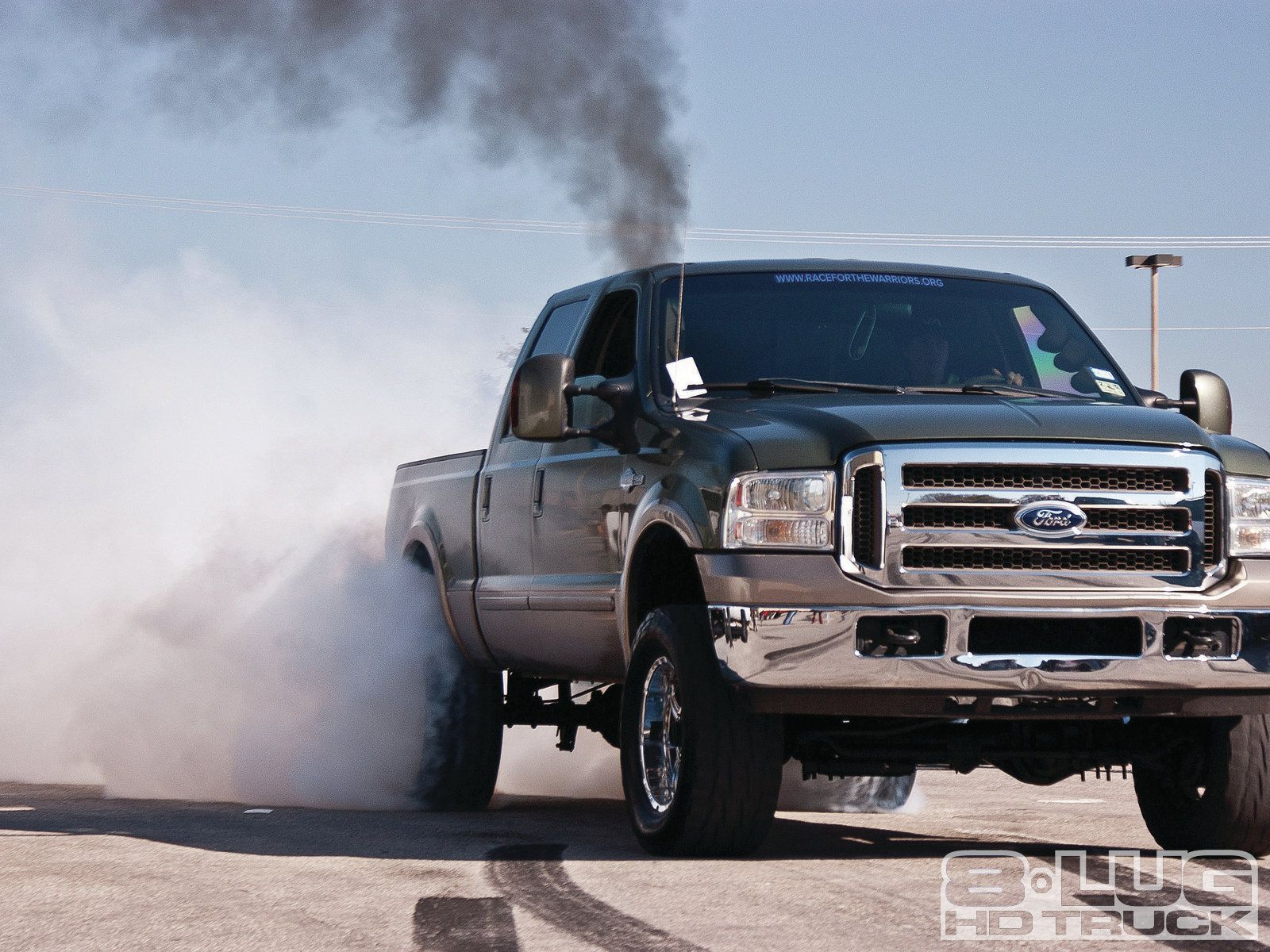 Show scene coverage from the 2011 annual truck source diesel truck show from lifted ford trucks to burnout contests and more in magazine