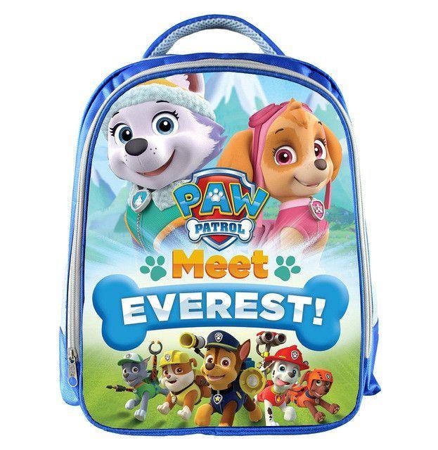 Paw Patrol Pups School Bag Yelp for Help Backpacks Paw Patrol Backpack