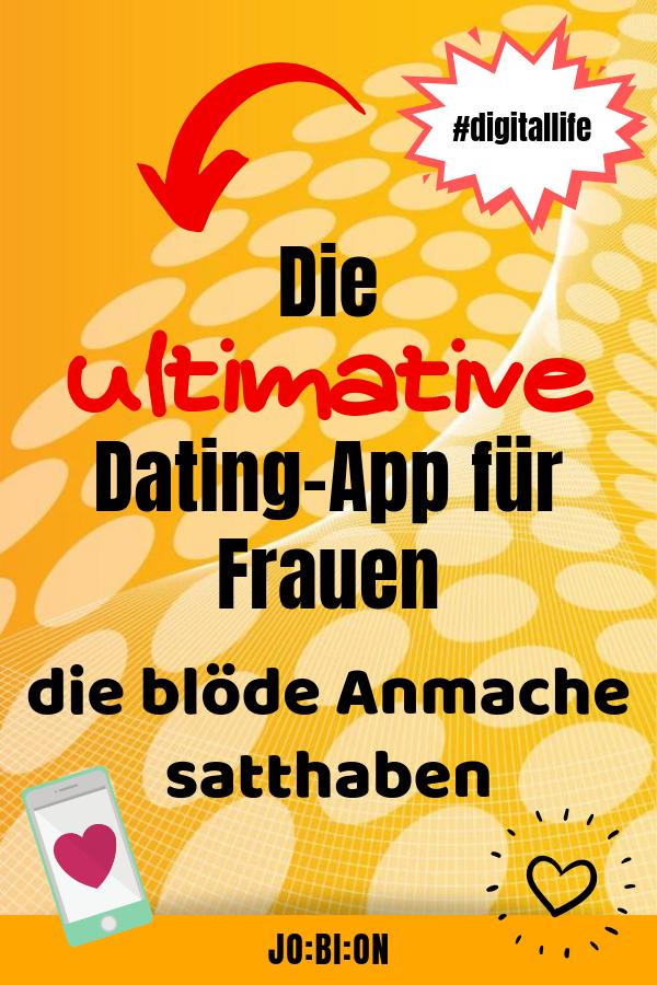 Dating app für frauen