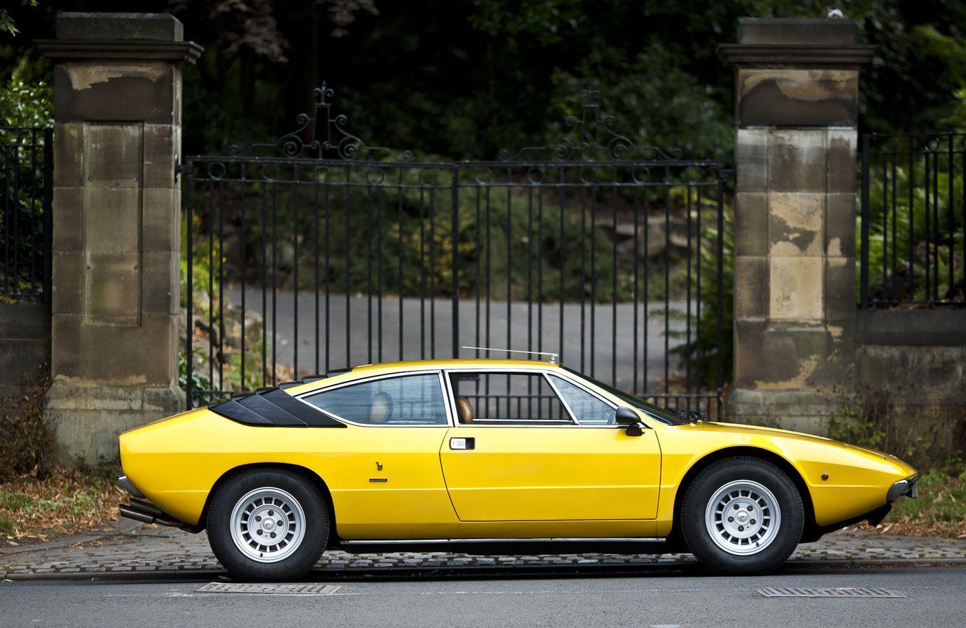 Love For 70s Italians Peaks With A Lamborghini Urraco P250 Cars