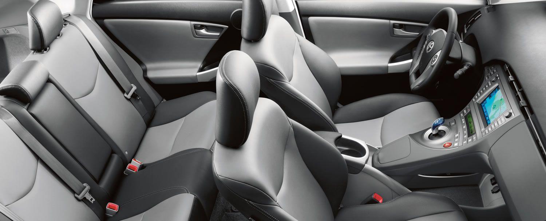Toyota prius four