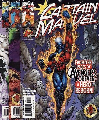 CAPTAIN MARVEL #1,2,3,4,5,6 Comics INCREDIBLE HULK DRAX GUARDIANS OF THE GALAXY! - http://books.goshoppins.com/comics-graphic-novels/captain-marvel-123456-comics-incredible-hulk-drax-guardians-of-the-galaxy/
