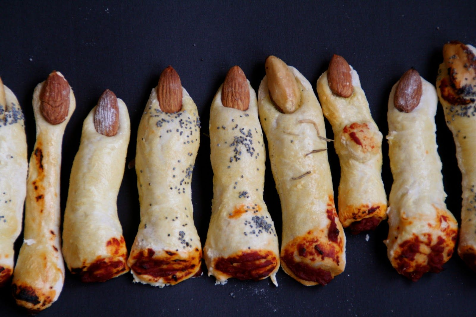 This Gruesomely Realistic Halloween Food Might Really Ruin Your ...