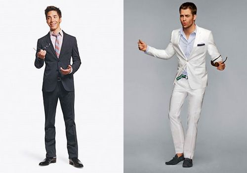 Summer Wedding Fashion For Men This Look Also Will Work Opera Or Theatre Performance