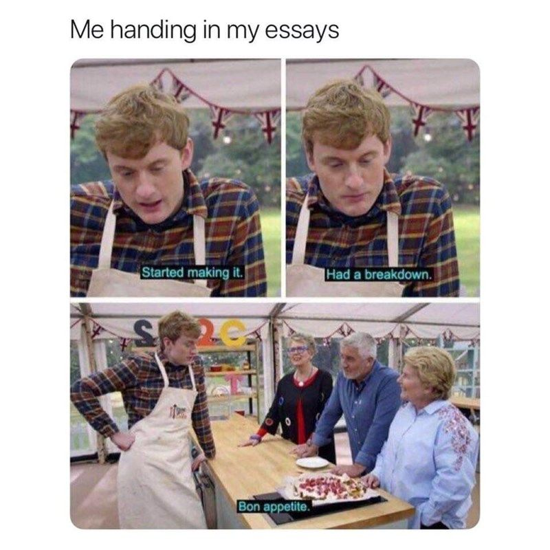 Eighteen Homework Memes For Students Who Really Should Be Studying
