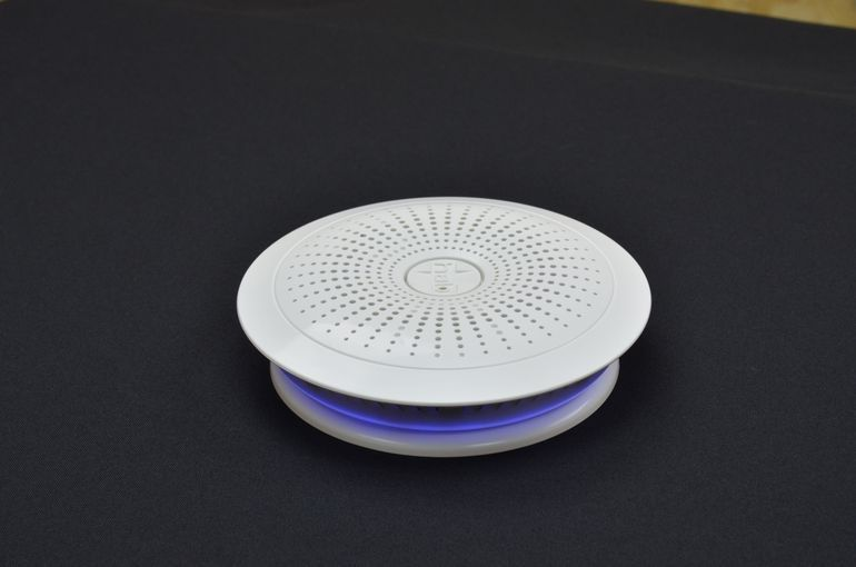 The Halo smoke detector has something