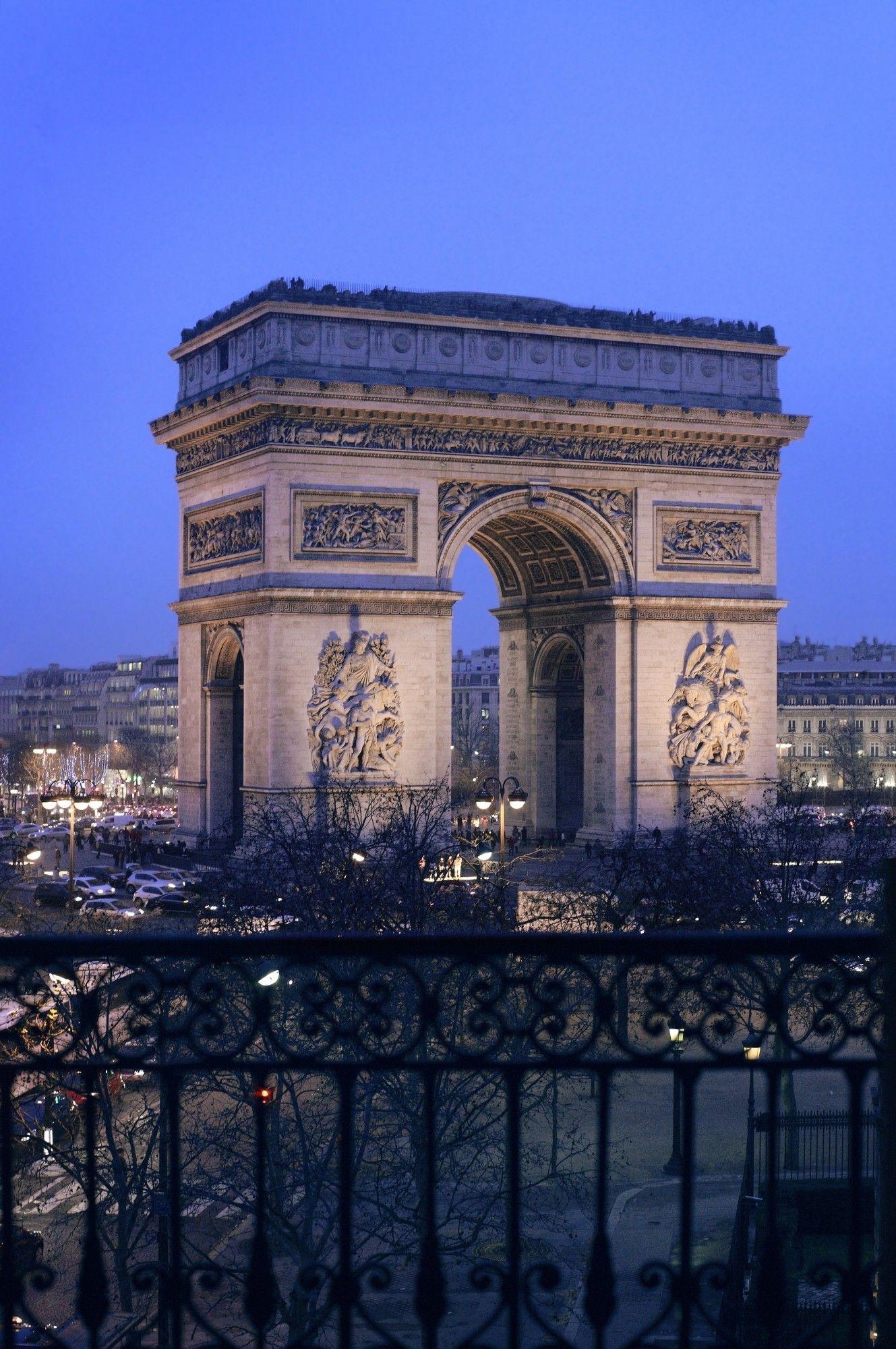 ღღ Paris Champs Elysees Restaurant Hotel