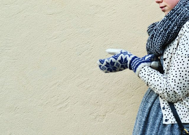 fleur d'elise, fair isle, winter, fashion, seattle, madewell dress ...