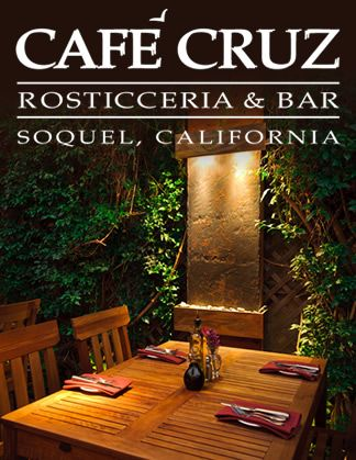 Cafe Cruz Rosticceria And Bar A Great Place For Lunch Outside With Friends