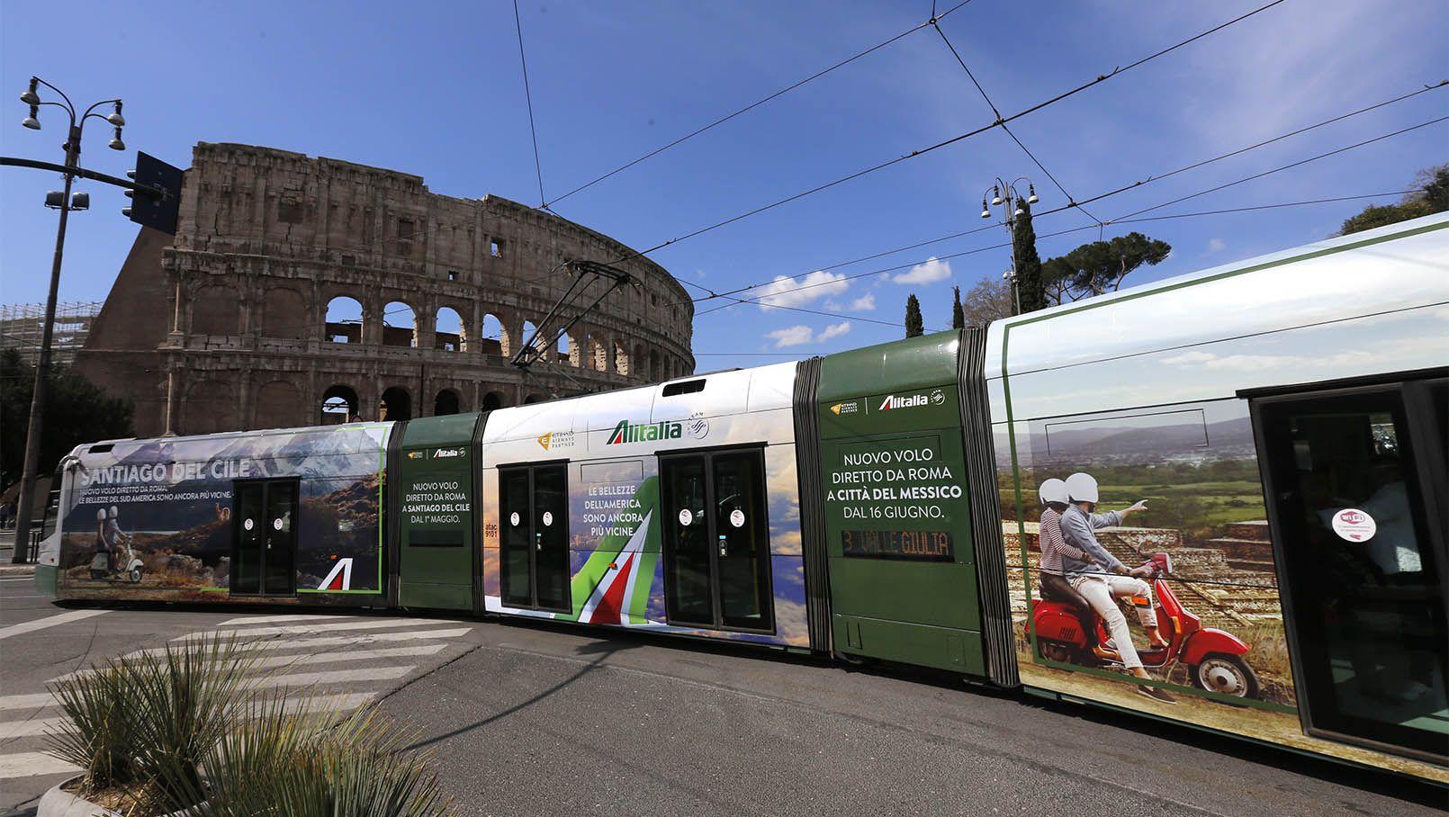 Oggi Roma compie 2769 anni... più invecchia, più diventa