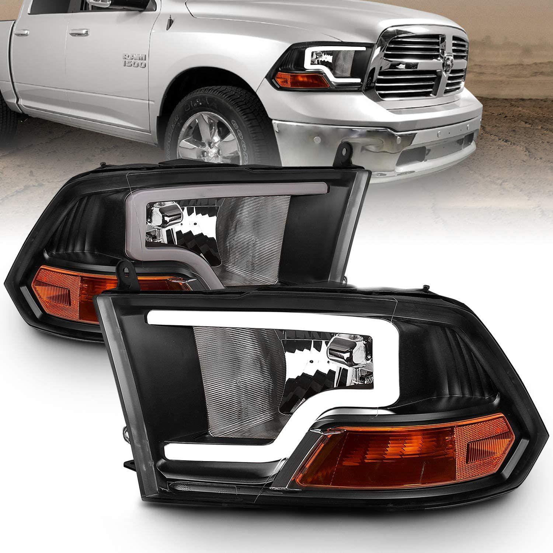 Dodge Ram Led Headlights Dodge Ram Dodge Ram 1500 Dodge Ram 1500 Accessories