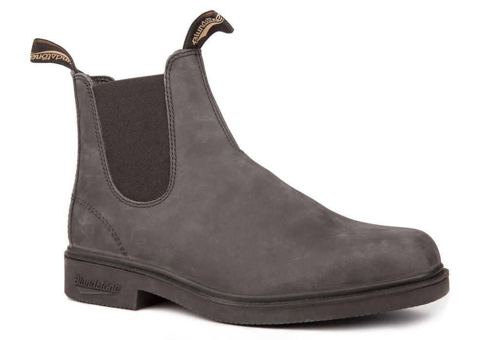 Blundstone 1308 Dress Rustic Black Blundstone Boots Boots Black Chelsea Boots