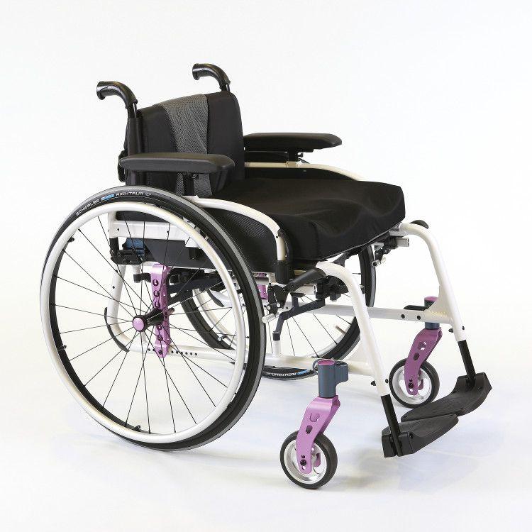 Fauteuil Roulant Manuel Leger Action 5 Wheelchair