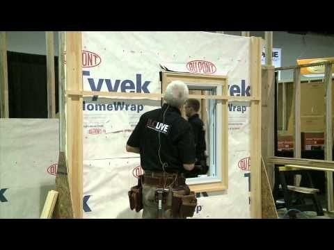 Building a Barrel Ceiling 2 Laying Out the template - YouTube
