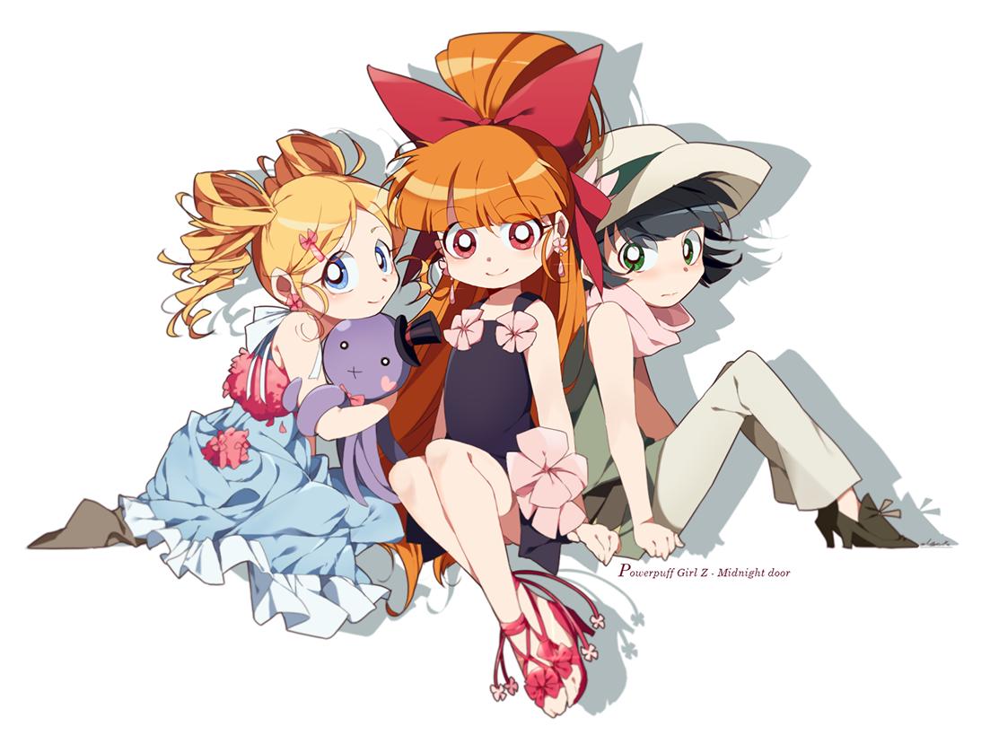powerpuff girls z Tumblr Anime Powerpuff girls