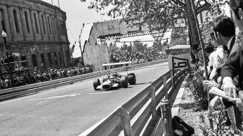 "Barcelona 1969 ""Gran Premi d'Espanya F1 Montjuïc"""
